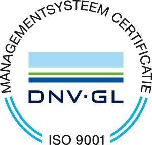 ISO9001 gecertificeerd